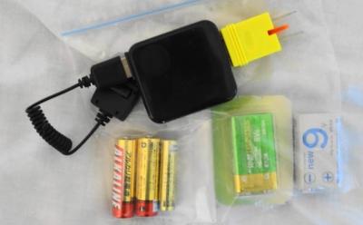 電池&チャージパック