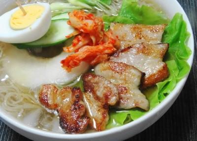 韓国冷麺UP