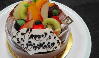 メランジュ特注 チョコレートケーキ