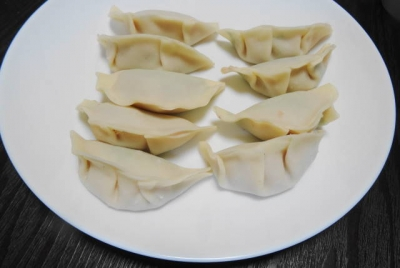 豚ミンチ・野菜餃子