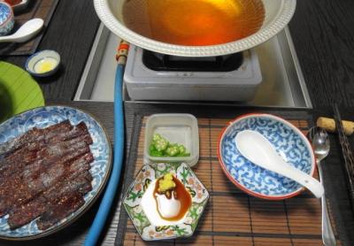 ナガス鯨の刺身&はりはり鍋セット