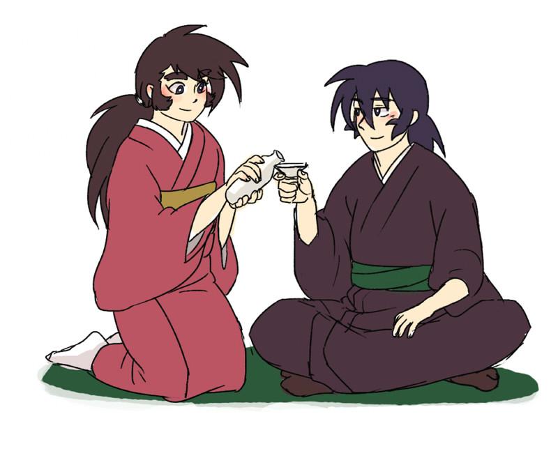 ネオげ夫婦