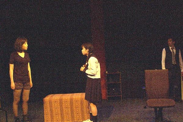 誰舞台その2