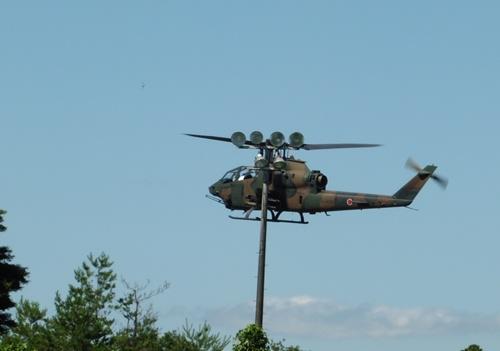 自衛隊機2