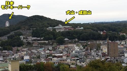 成田山モンキーパーク