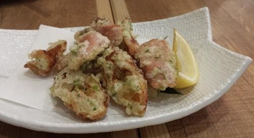 魚肉ソーセージ&竹輪