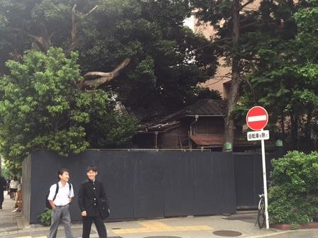 永田町築古邸