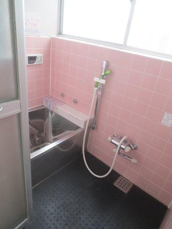 サンタハウス浴室