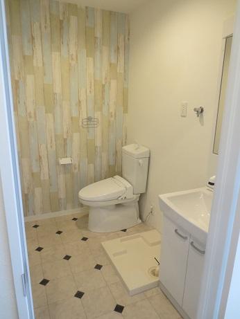 立川新築トイレ洗面