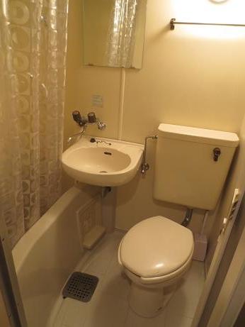 トイレ水漏れ音