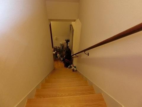 家の階段19㎜