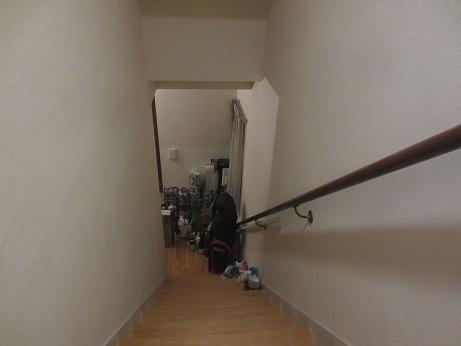 家の階段25㎜