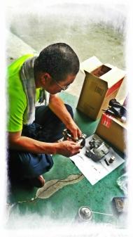 2016 Joy耐車両整備