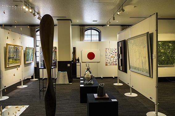 LANABISM石川展での絹代の作品S