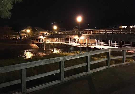 夜の淺野川