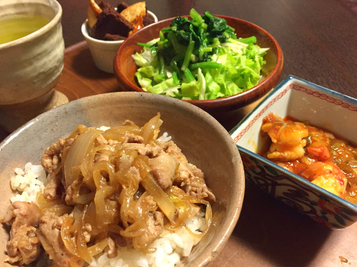 Apr25_豚丼
