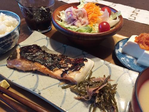 May19_鮭の粕漬