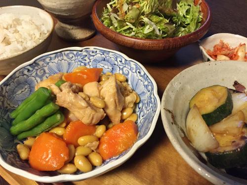 Jly05_鶏と大根煮