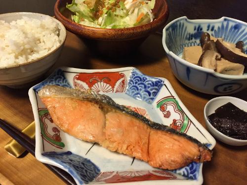 Jly11_銀鮭焼き