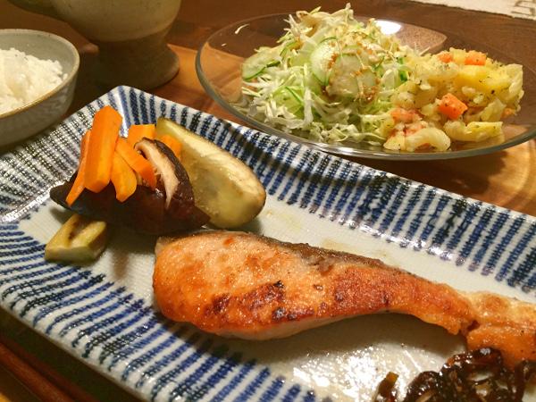 Aug24_焼き鮭