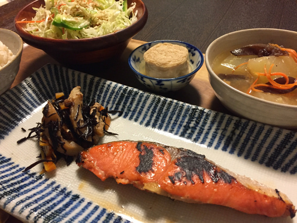 Oct12_焼き鮭