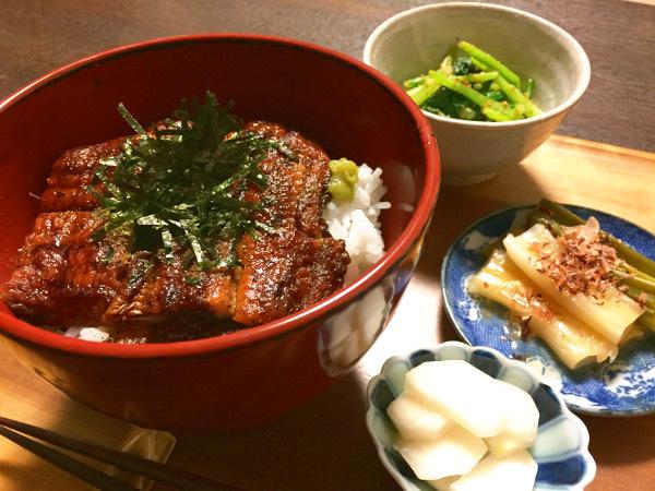 Nov30_鰻丼