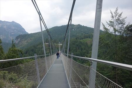 チベット式吊り橋_R