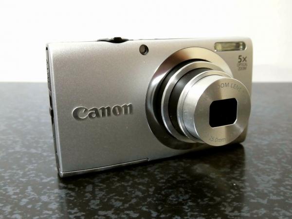 Canon デジタルカメラ PowerShot A2400IS