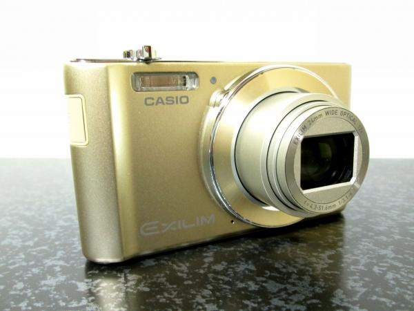 CASIO デジタルカメラ EXILIM EX-ZS190GD