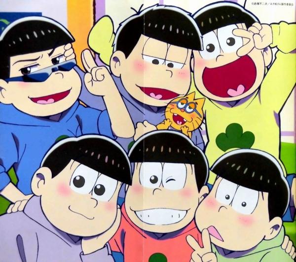 TVアニメおそ松さんキャラクターズブック 2 カラ松 [ピンナップ・自撮松さん]