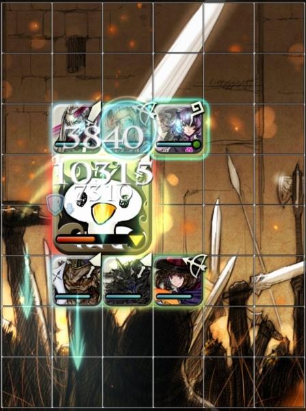 [逆襲降臨] ニードアラ・キノ戦 2