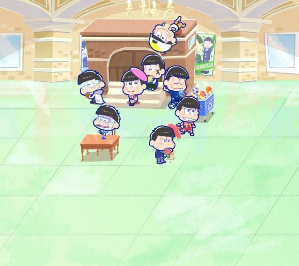 松高学園祭! 家具
