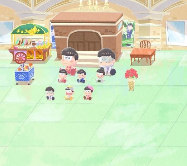 イベント:潜入!松高学園祭!手に入れた家具