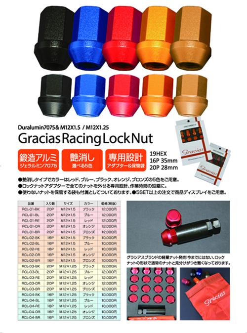 レーシングロックナット01