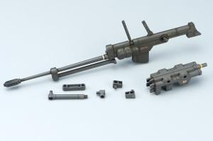 ガンプラ付録「HG ガンダムアスタロト用対物ライフル」、「HGシリーズ汎用 パイルバンカー・シールド&マルチジョイント」t