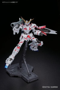 MG ユニコーンガンダム(レッドグリーンフレーム ツインフレームエディション) チタニウムフィニッシュ 04