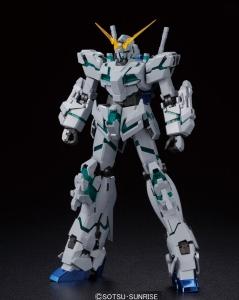 MG ユニコーンガンダム(レッドグリーンフレーム ツインフレームエディション) チタニウムフィニッシュ 02