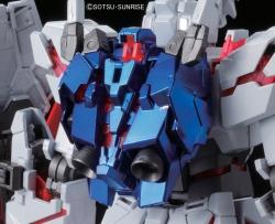 MG ユニコーンガンダム(レッドグリーンフレーム ツインフレームエディション) チタニウムフィニッシュ 06