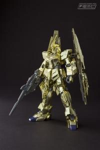 HGUC ユニコーンガンダム3号機 フェネクス(ユニコーンモード)ゴールドコーティングVer. 01