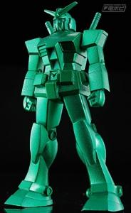 超合金の塊 機動戦士ガンダムシリーズGM-01S ガンダム グリーンメタリックバ―ション