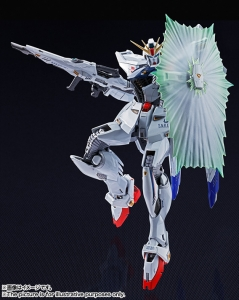 METAL BUILD ガンダムF91 05