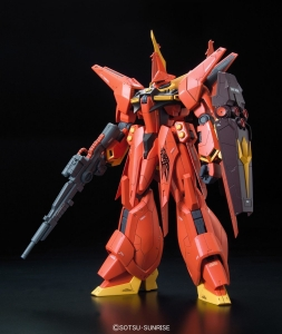 RE100 AMX-107 バウ01
