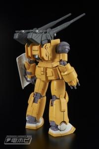 HG ガンキャノン機動試験型火力試験型 4