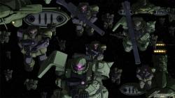 機動戦士ガンダム THE ORIGIN ルウム編02
