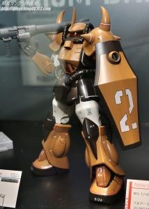 MG YMS-07 プロトタイプグフ ガンプラEXPO ワールドツアージャパン 2016 WINTER05