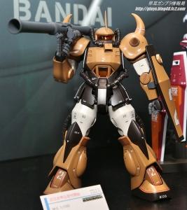 MG YMS-07 プロトタイプグフ ガンプラEXPO ワールドツアージャパン 2016 WINTER03