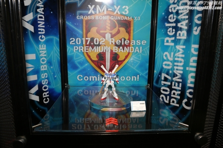 HGUC クロスボーンガンダムX3 ガンプラEXPO ワールドツアージャパン 2016 WINTER01