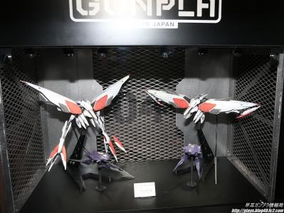 HG 大型機動兵器(仮)ガンプラEXPO ワールドツアージャパン 2016 WINTERの現地レポート01