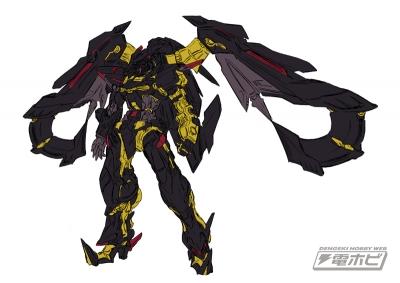 RG MBF-P01-Re2 ガンダムアストレイゴールドフレーム天ミナ