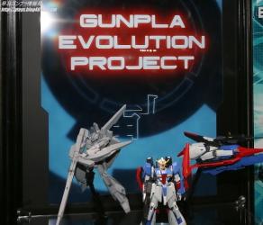 HG ACCELERATE EVOLUTION ゼータガンダム ガンプラEXPO ワールドツアージャパン 2016 WINTER04